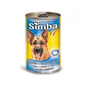 Simba Lata Wet food...